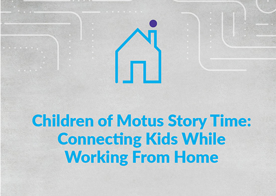 Children of Motus Story Time