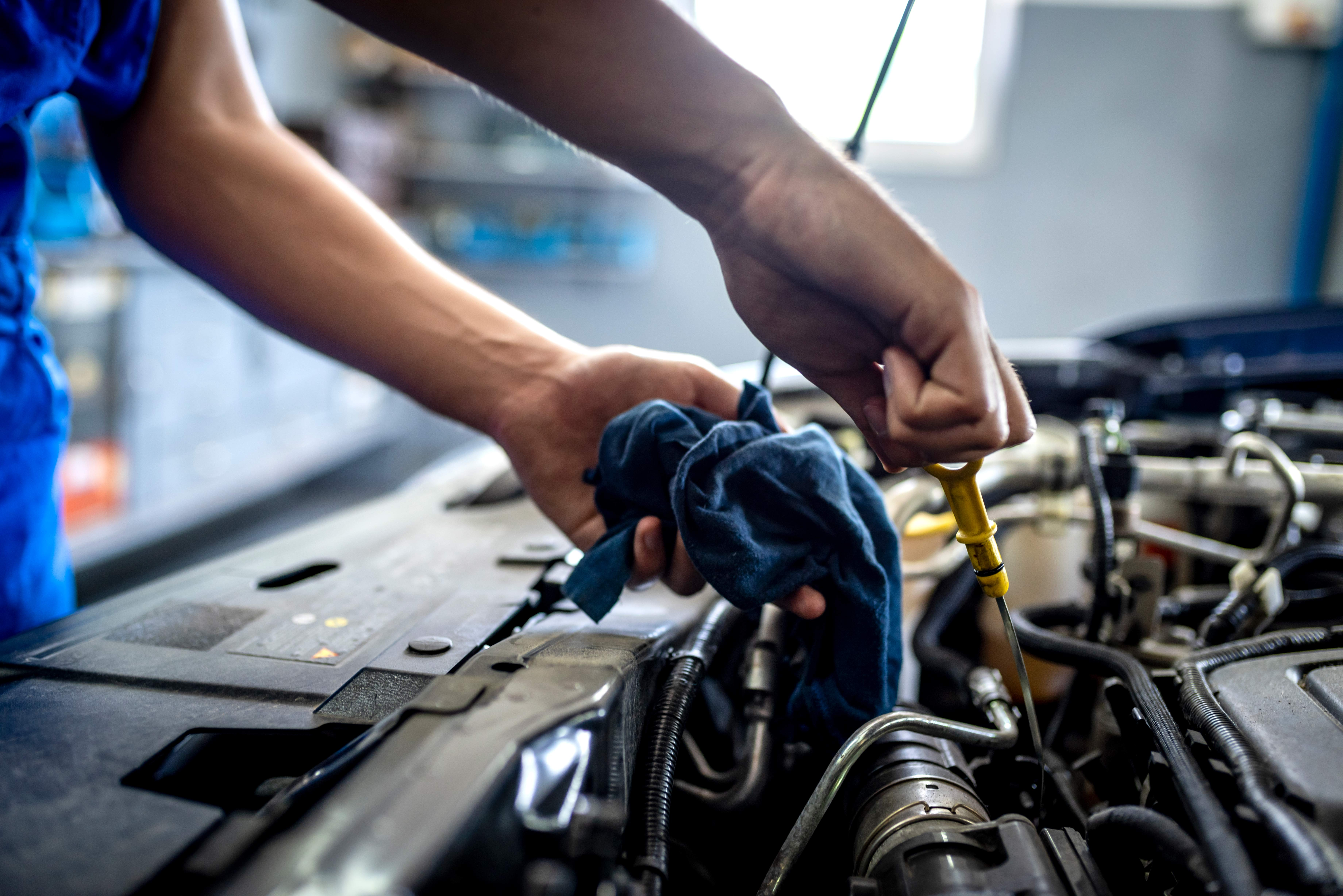 vehicle maintenance during COVID